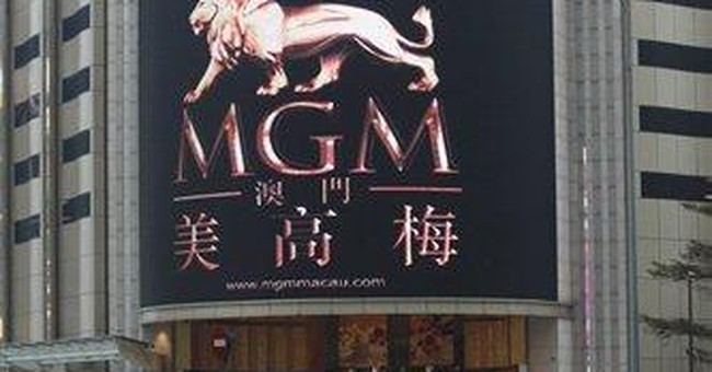 MGM Resorts 3Q loss narrows but shares fall