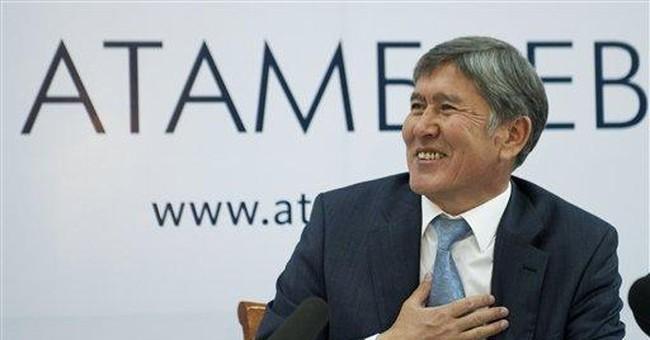 Kyrgyz vote loser calls off protest rallies