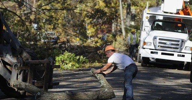 Tempers flare over 6 days of Conn. power outages
