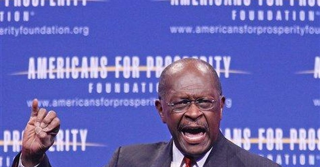 Cain defends ties to conservative political group