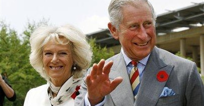 Prince Charles told to reveal environmental info