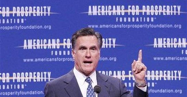 Romney to attend 3 debates before Thanksgiving