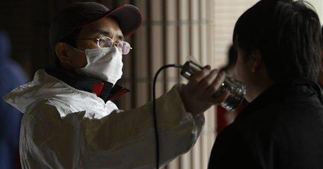 Japan's new crisis: radioactive waste disposal