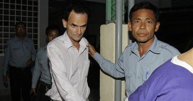 US man found guilty of abusing Cambodian boy