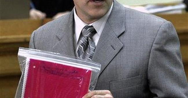 Jury deciding: Was '01 shooting murder or defense?