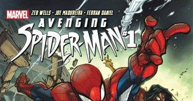 Marvel to sell most digital, print titles same day