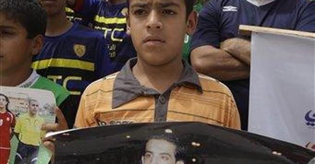 Bahrain releases teenage Iraqi football player