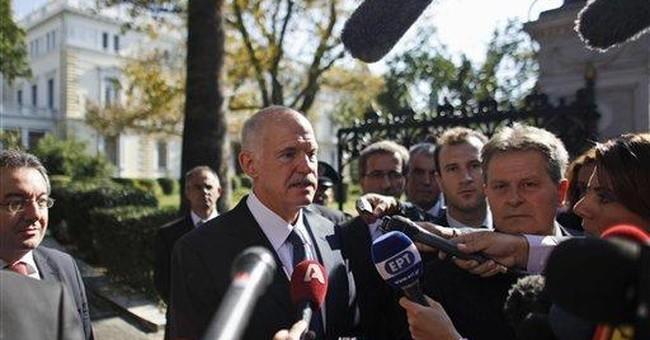 Greek premier struggles to end political deadlock