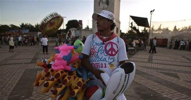 Free of term limits, Nicaragua prez nears 3rd term
