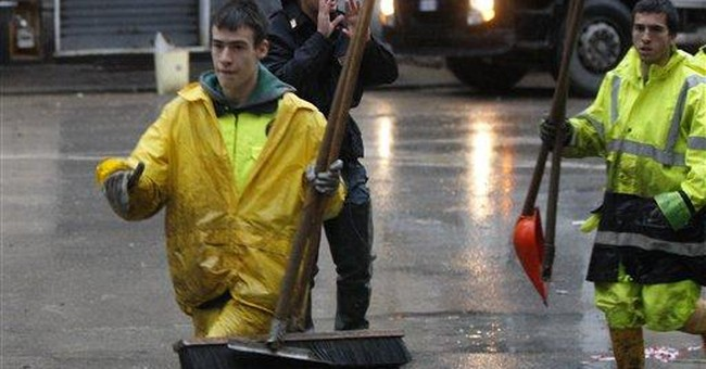 Naples braces for flooding after heavy rains