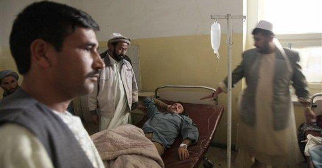 Suicide bombers kill 7 in north Afghanistan