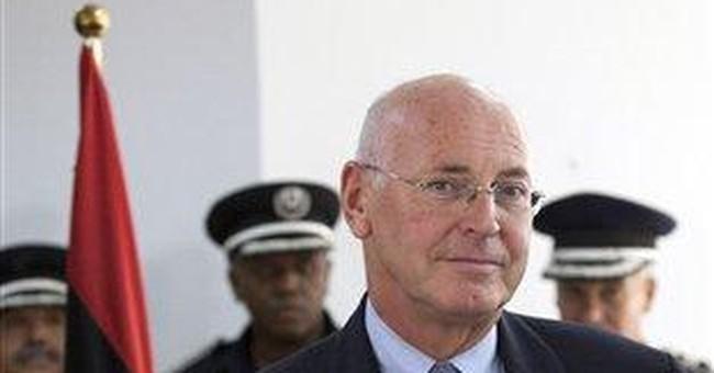 AP Interview: UN envoy warns of missing Libya arms