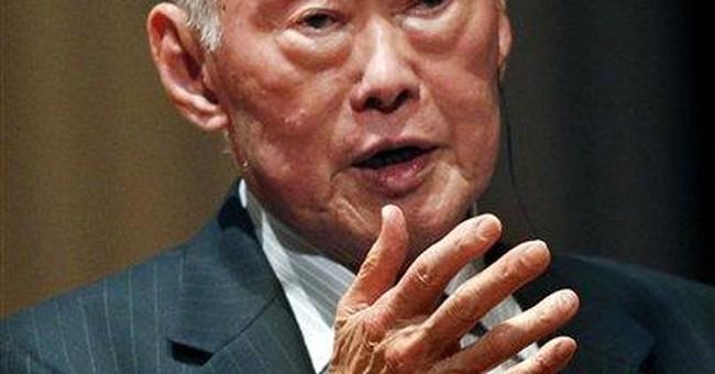 Daughter: Singapore's ex-PM Lee has nerve disease