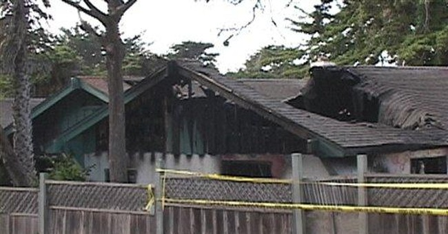 Police: 5 killed in Calif. home care facility fire