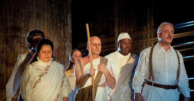 Glass' meditation on Gandhi returns to Met