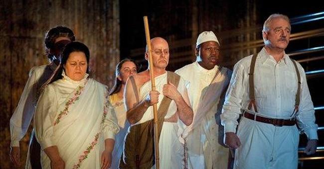 Glass' meditation on Gandhi returns to Met