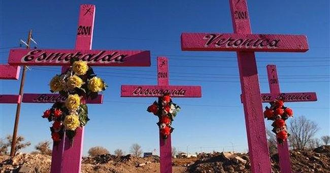 Mexico apologizes for not protecting slain women