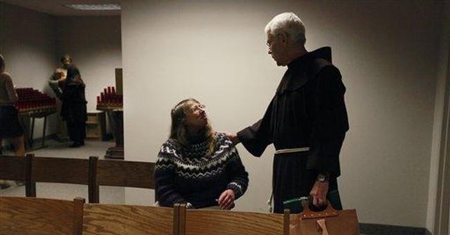 Last Mass celebrated at RI Franciscan chapel