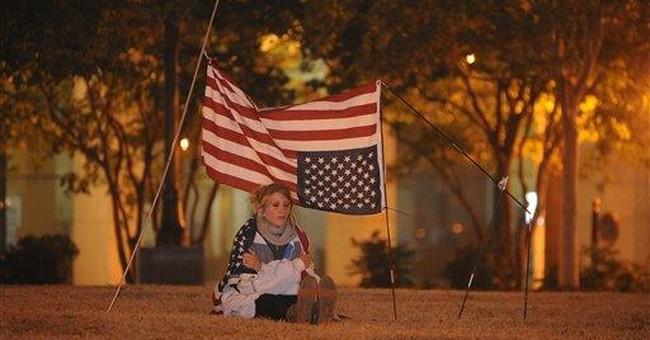 Atlanta police arrest 5 people following protest