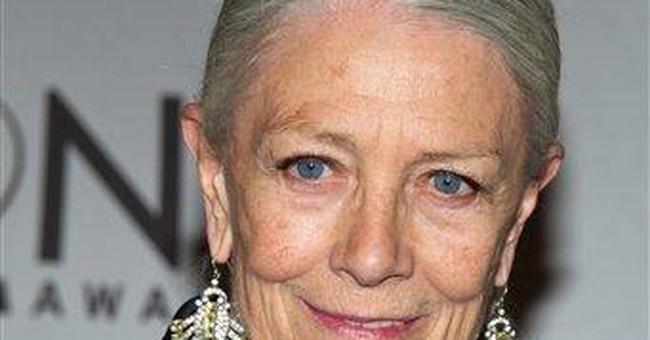 Oscars, Jones to honor Vanessa Redgrave in London