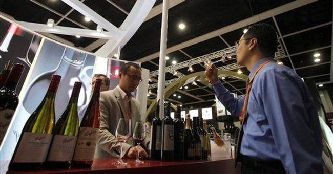 Foreign vineyards keen to tap China wine market