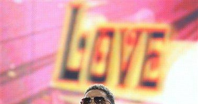 Heavy D leaves lasting final lyric: 'BE INSPIRED!'