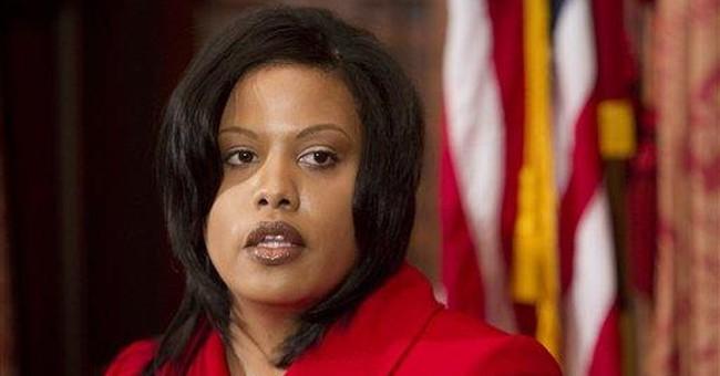 Rawlings-Blake wins race for Baltimore mayor