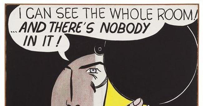 Lichtenstein 'Room' painting gets $43M in US