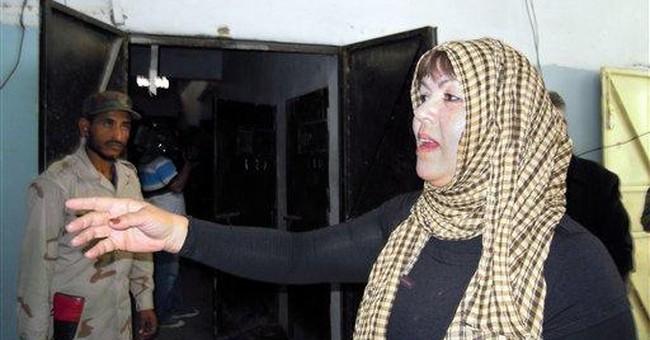 New Libya faces mountain of grievances