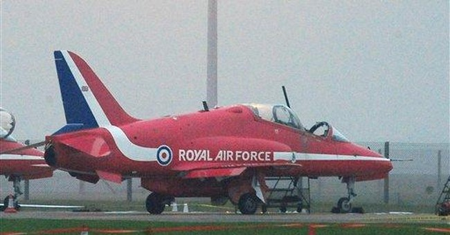 UK stunt pilot dies after ejecting from airplane