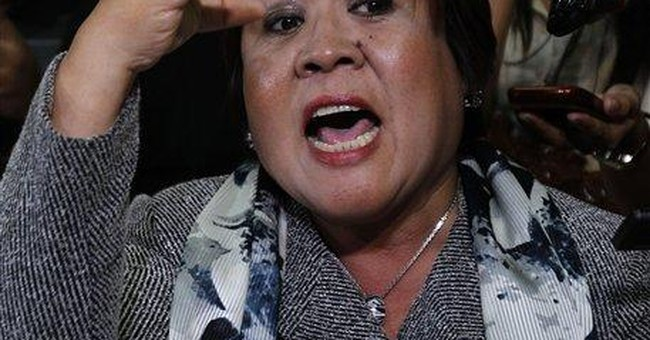 Dominican FM: No asylum bid for ex-Philippine pres