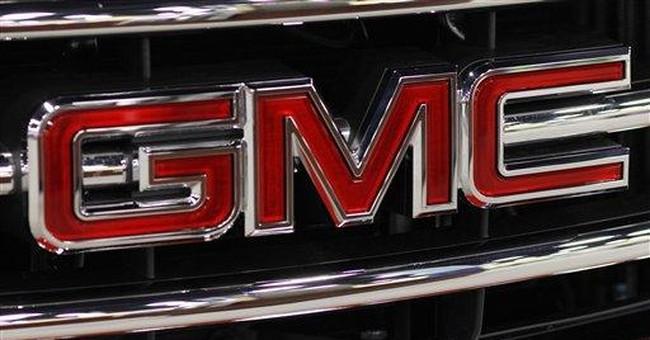 Europe drags down General Motors' 3Q profit