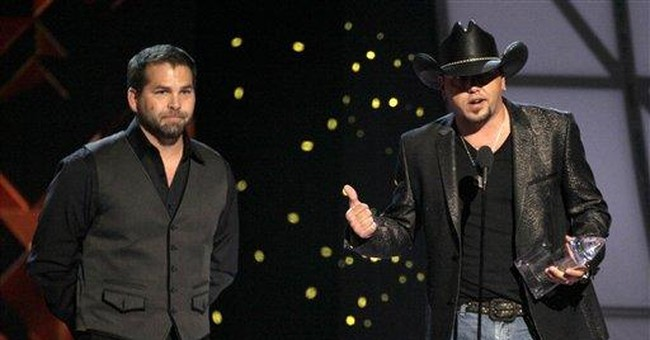 Winners at the 45rd Annual CMA Awards