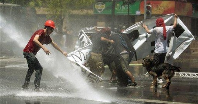After 6 months of protests, no Chilean reforms