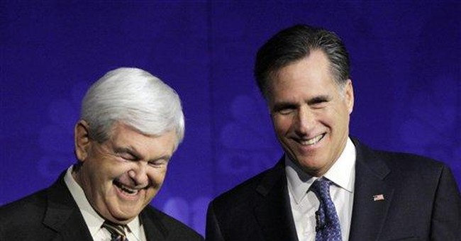 Romney says US shouldn't bail out Italy