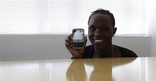 Industry says Africa fastest growing mobile market