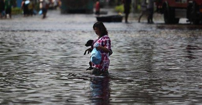 Thai opposition wants more for flood relief