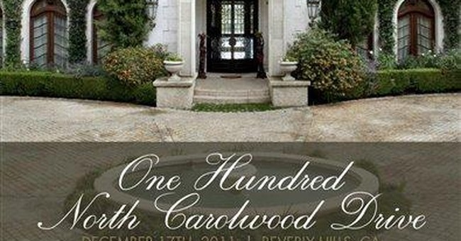 AP Exclusive: Contents of MJ's final home for sale