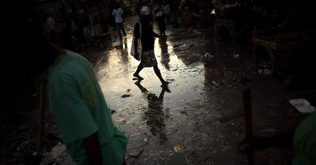 New Haiti cholera campaign faces tough questions