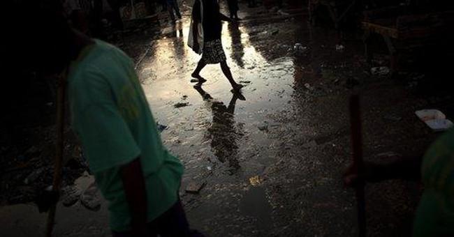 New Haiti cholera campaign faces tough questions