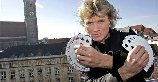 Abracadabra! Dutch court fines magician over act