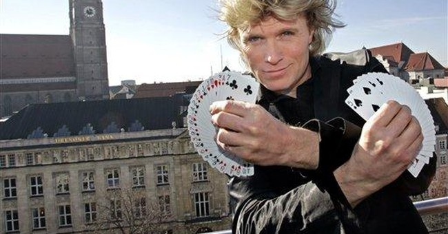 Abracadabra! Dutch court fines magician over act