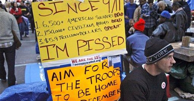 Occupy movement debates how to police its fringe