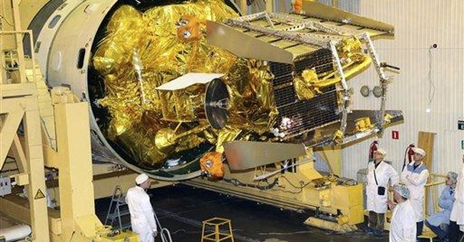 Russia races to rescue Mars probe from Earth orbit