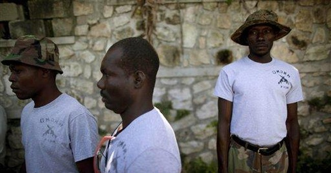 Haiti pro-army group frustrated with president