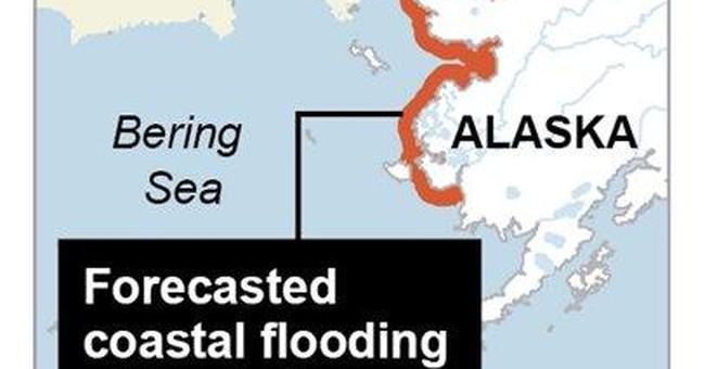 Huge Alaska storm passes, leaves widespread damage