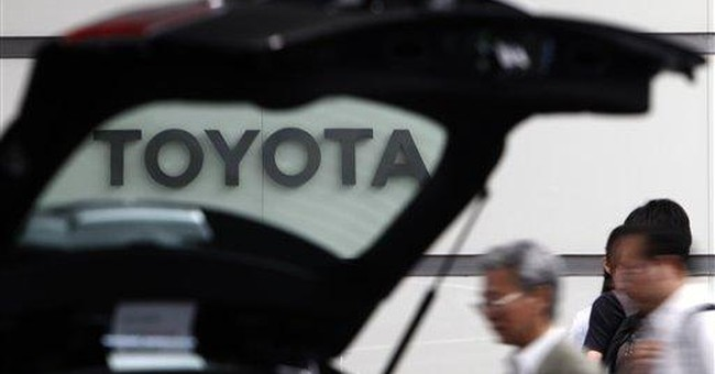 Toyota recalls 550,000 cars for steering issue