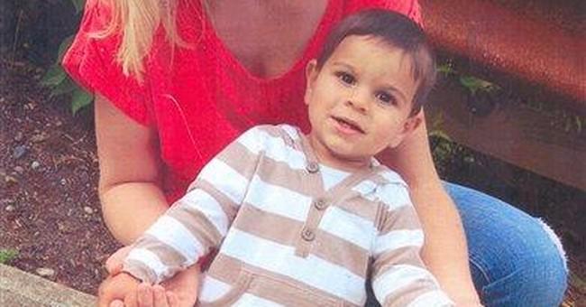 Police probe dating site in missing toddler case
