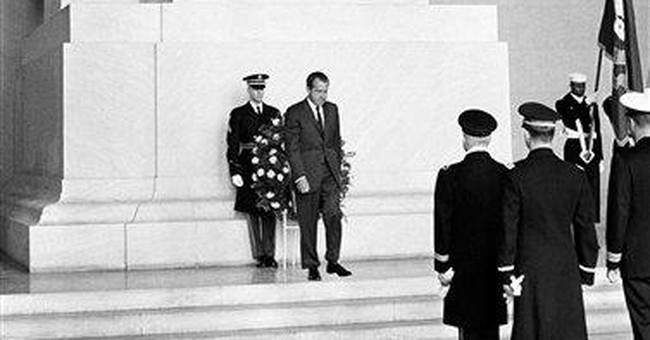 New Age Nixon muses on meaning of life