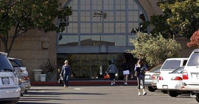 Nordstrom's 3Q profits rose 6.7 percent